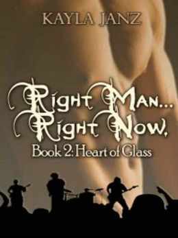 Heart Of Glass [Right Man ... Right Now Book 2]