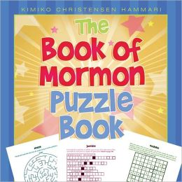 The Book of Mormon Puzzle Book