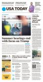 Book Cover Image. Title: USA Today, Author: Gannett Co., Inc.