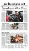 Book Cover Image. Title: The Washington Post, Author: Washington Post Company