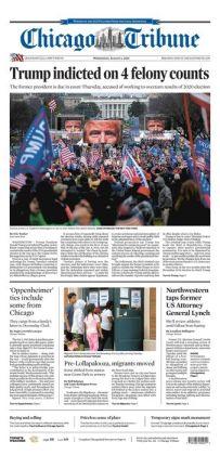 The Chicago Tribune