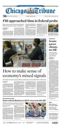 The Chicago Tribune