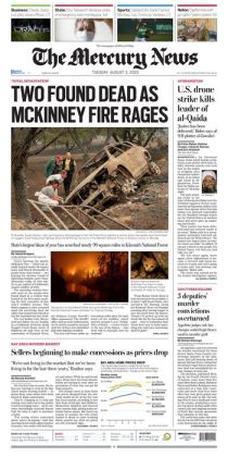 The San Jose Mercury News