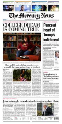 The San Jose Mercury News