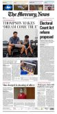 Book Cover Image. Title: The San Jose Mercury News, Author: MediaNews Group