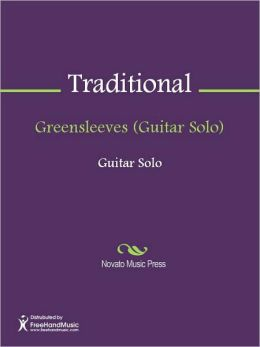 Greensleeves (Guitar Solo)