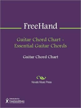 Guitar Chord Chart - Essential Guitar Chords