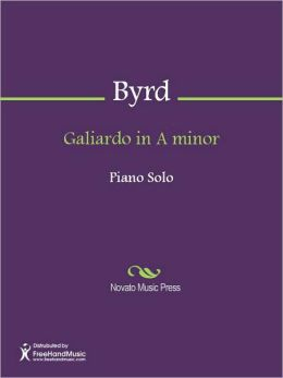 Galiardo in A minor
