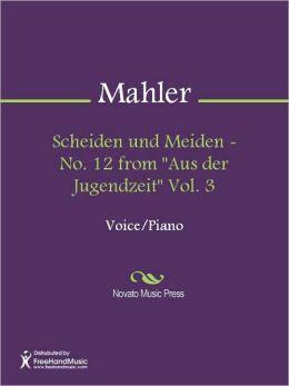 Scheiden und Meiden - No. 12 from
