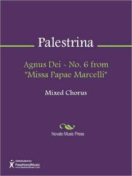 Agnus Dei - No. 6 from