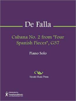 Cubana No. 2 from