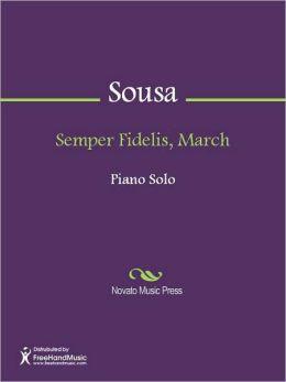 Semper Fidelis, March