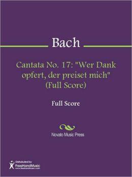 Cantata No. 17: