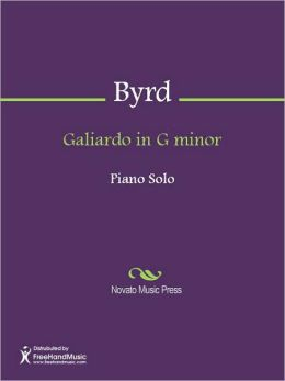 Galiardo in G minor