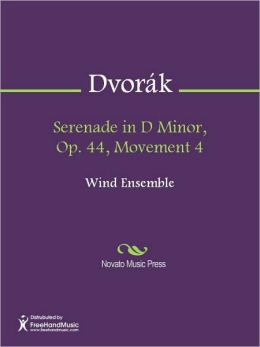 Serenade in D Minor, Op. 44, Movement 4