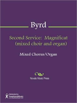 Second Service: Magnificat (mixed choir and organ)