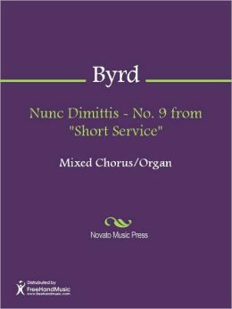 Nunc Dimittis - No. 9 from