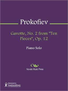 Gavotte, No. 2 from