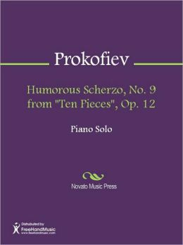Humorous Scherzo, No. 9 from 