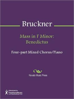 Mass in F Minor: Benedictus