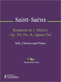 Requiem in C Minor, Op. 54: No. 8, Agnus Dei