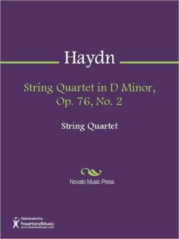 String Quartet in D Minor, Op. 76, No. 2
