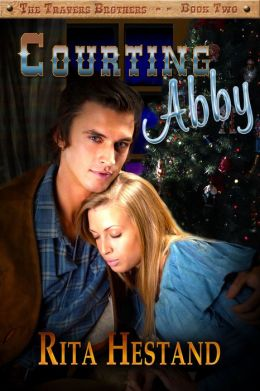 Courting Abby (Travers Brothers Series #2)