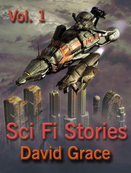 Sci Fi Stories: Volume 1 - Tramp