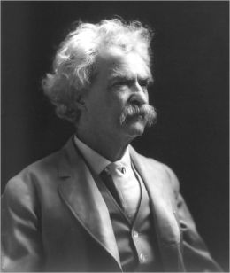 Mark Twain, all eight novels