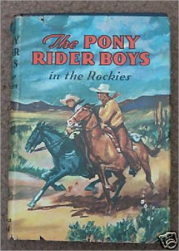 The Pony Rider Boys in the Grand Canyon or The Mystery of Bright Angel Gulch