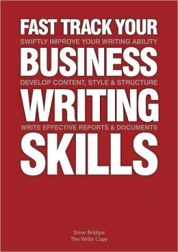 Fast Track Your Business Writing Skills