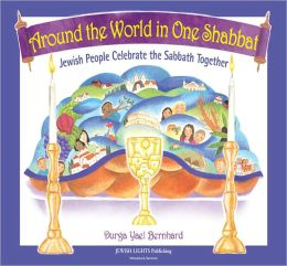 Around the World in One Shabbat: Jewish People Celebrate the Sabbath Together