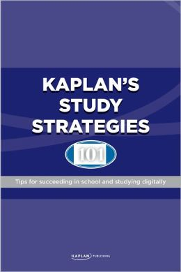 Kaplan's Study Strategies