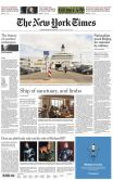 Book Cover Image. Title: International New York Times, Author: The New York Times Company