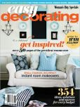Book Cover Image. Title: Easy Decorating, Author: Hearst