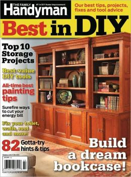 The Family Handyman Best in DIY