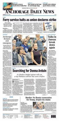 Alaska Dispatch News