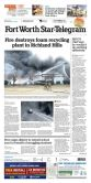 Book Cover Image. Title: Fort Worth Star-Telegram, Author: The McClatchy Company