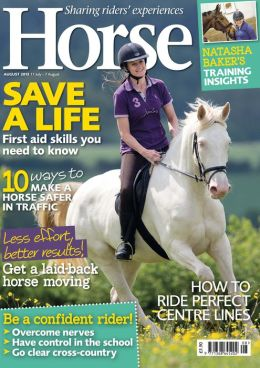 Horse (UK) - August 2013