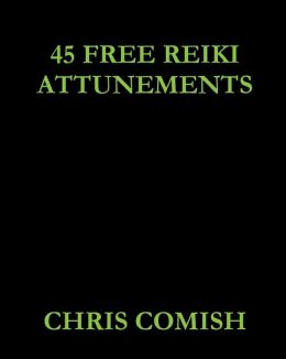 45 Free Reiki Attunements