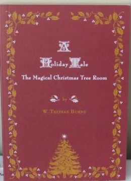 A Holiday Tale, The Magical Christmas Tree Room