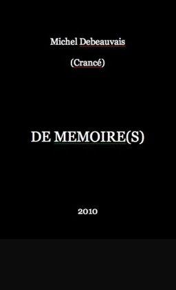 De mémoire(s)