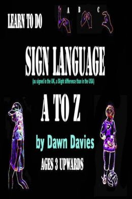 Sign Language A to Z