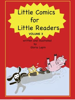 Little Comics for Little Readers, Volume 3