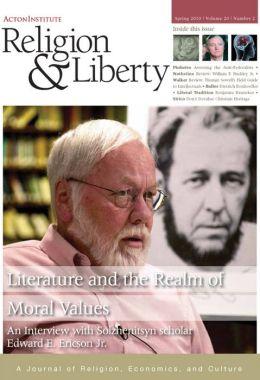 Religion & Liberty: Volume 20, Number 2