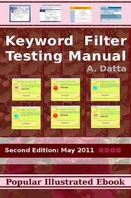 Keyword Filter Testing Manual