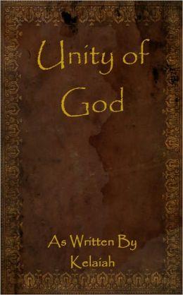 Unity of God