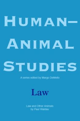 Human-Animal Studies: Law