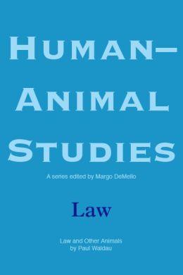 Human-Animal Studies: Law