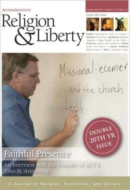 Religion & Liberty: Volume 20, Number 3/4